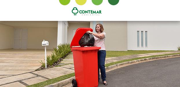 Soluções para o lixo