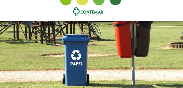 reciclagem de papel como é feita
