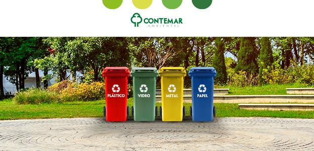 Conheça os tipos de reciclagem
