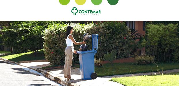 como reduzir o lixo doméstico